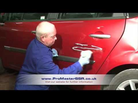 Sprayless Scratch Repair