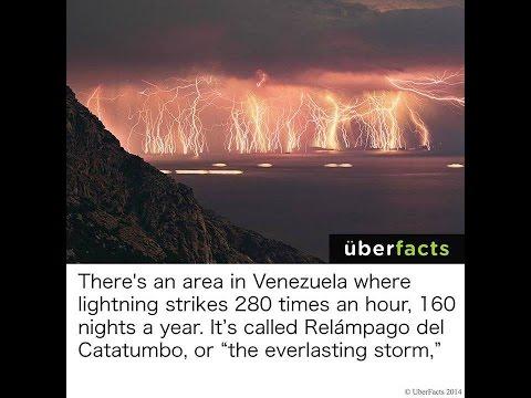 The Catatumbo Lightning, Lake Maracaibo, Zulia 2014 HD sound:4kuba