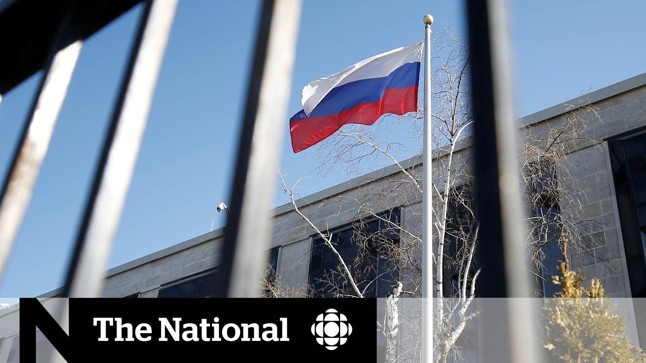 Canada joins U.K. allies in expelling Russian diplomats
