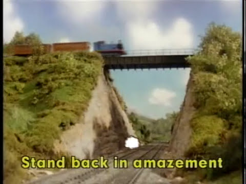 Thomas & Friends: He's A Really Useful Engine
