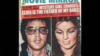 Elvis and Priscilla Divorce