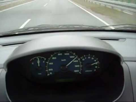 Chevrolet Matiz 0,8 acceleration 0-120 km/h top speed 52PS