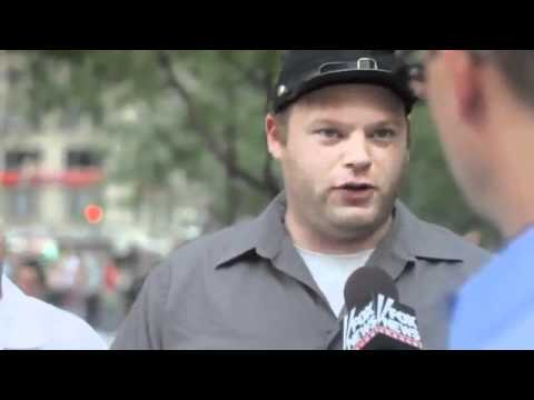 New York Observer  Exclusive  Occupy Wall Street  Unaired Fo