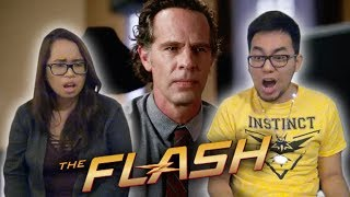 THE FLASH Season 4 Episode 7 REACTION Therefore I Am 4x7 REVIEW