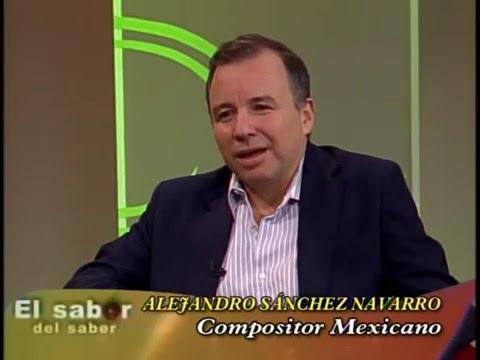 Alejandro Sánchez Navarro en El Sabor del Saber