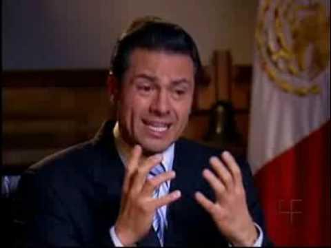 Entrevista a Peña Nieto que nunca se mostró en medios mexicanos