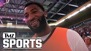 Andre Drummond Reveals NBA's All-Music Team | TMZ Sports