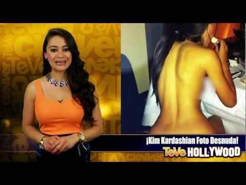 ¡Kim Kardashian Foto Desnuda!!