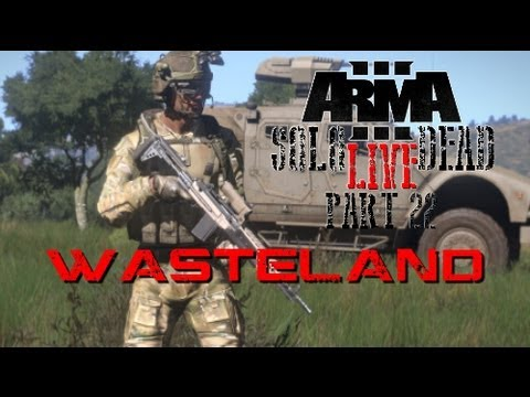 ARMA 3 | Solo, Live, Dead | Random Guy In A Bush, Bugs, Fragged To Death | Part.22 |