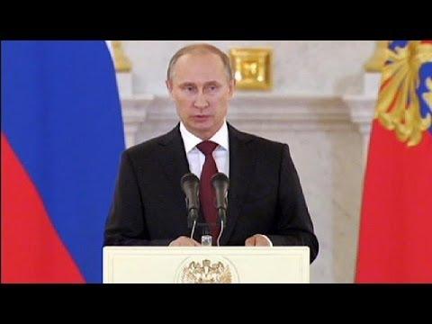 Ucraina: Putin