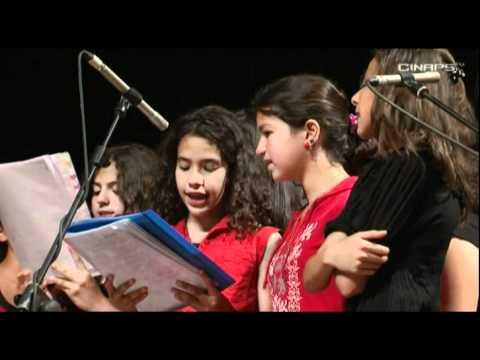 Chantpoème de Jean-Claude Cintas lors Festival des Musiques Sacrées du Monde 2009 - Maroc