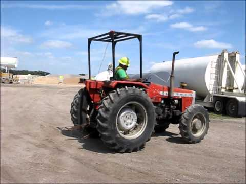 MFWD tractor for sale   no-reserve Internet auction August 27, 2014
