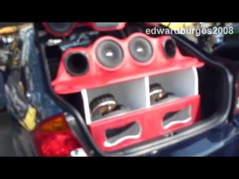 Hyundai Accent tuning colombia sonido sobre ruedas 2013 2014 cali