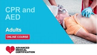 CPR, AED & First Aid: CPR and AED