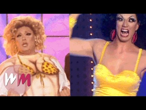 Top 10 RuPaul's Drag Race Lip Syncs