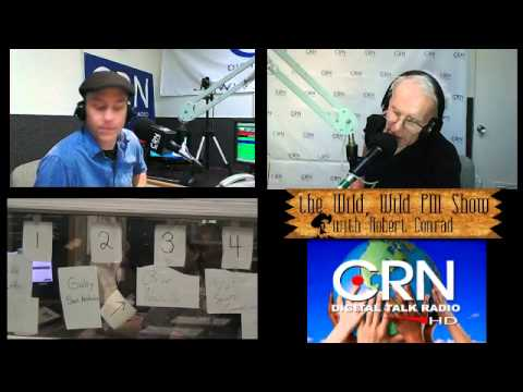 PM Show with Robert Conrad Hr. 1 05/08/2014