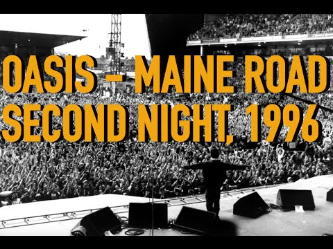 Oasis || Maine Road 1996 || 2nd Night Full Gig