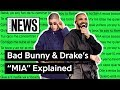 Bad Bunny Drake S MIA Explained Song Stories mp3