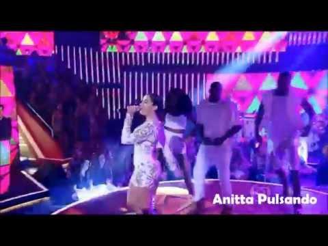 Anitta no Caldeirão de Ouro - Blá Blá Blá