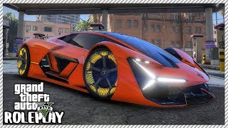 GTA 5 Roleplay - 'INCREDIBLE' Self Healing Lamborghini Terzo Millennio | RedlineRP #221