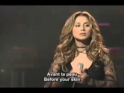 Je suis malade   Lara Fabian   French and English subtitles