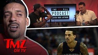 Matt Barnes Says He Smoked Weed Before NBA Games   TMZ TV