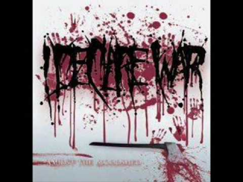 I Declare War - Asphyxiation
