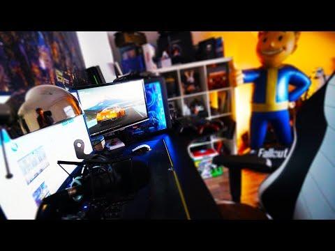 Mein Gaming-Setup (Roomtour Deutsch)