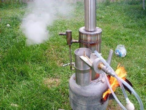 Steam Powered Generator For Sale Wood Powered Steam Generator