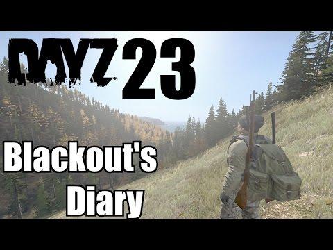Lonewolf Stalking - Day 23 - ★dayz Standalone★ |blackout's Diary| video