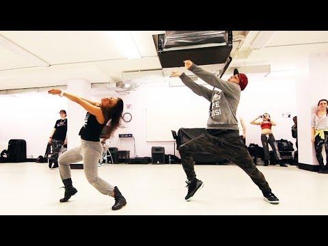 FEELIN' MYSELF - Will.i.Am. ft Miley Cyrus Dance TUTORIAL | @MattSteffanina & @DanaAlexaNY