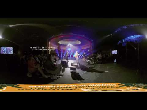 Ashley Monroe live at the Tennessee Theatre   360 Degree Video