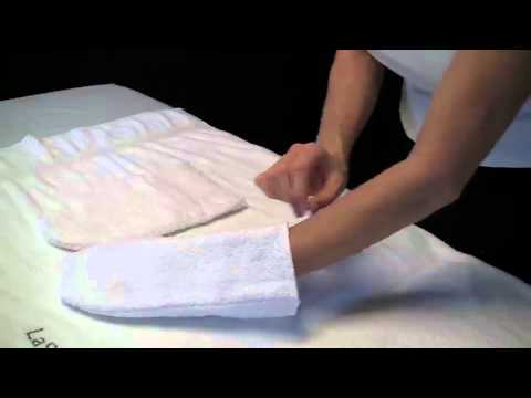 Warming Mittens For Hot Massage Stones video