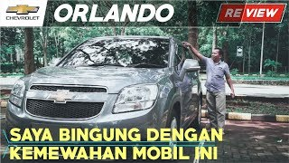 Review Mobil Bekas | Chevrolet Orlando, MPV Compact?
