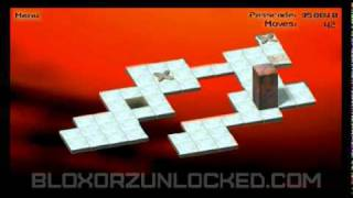 bloxorz level 32 code