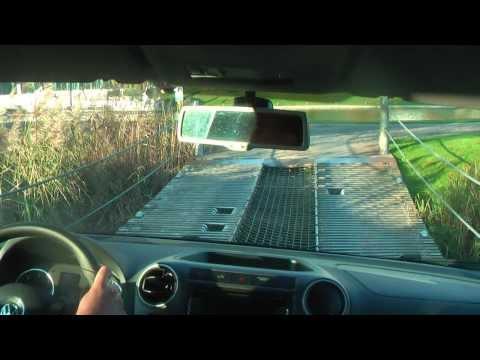 VW Amarok Offroad Testfahrt