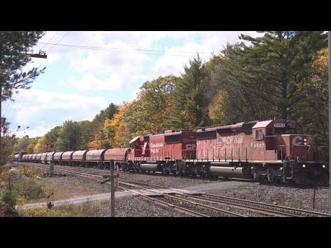 (5) CP 423  Mixed Freight @ South Parry Oct  8 2012