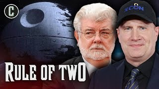 Is the Kevin Feige Star Wars Project the Lucas Trilogy? - Rule of Two