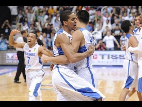 #FIBAAsia - Day 8: Philippines v Korea (highlights)