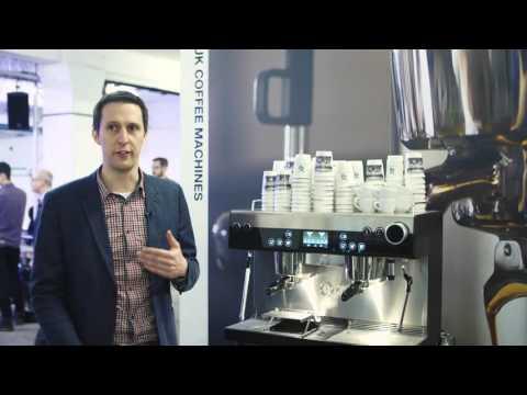 The WMF espresso at the London Coffee Festival 2016