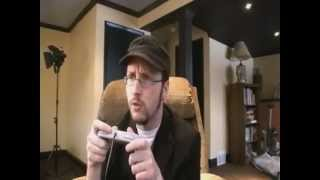 The Nostalgia Critic horribly warps reality as we know it