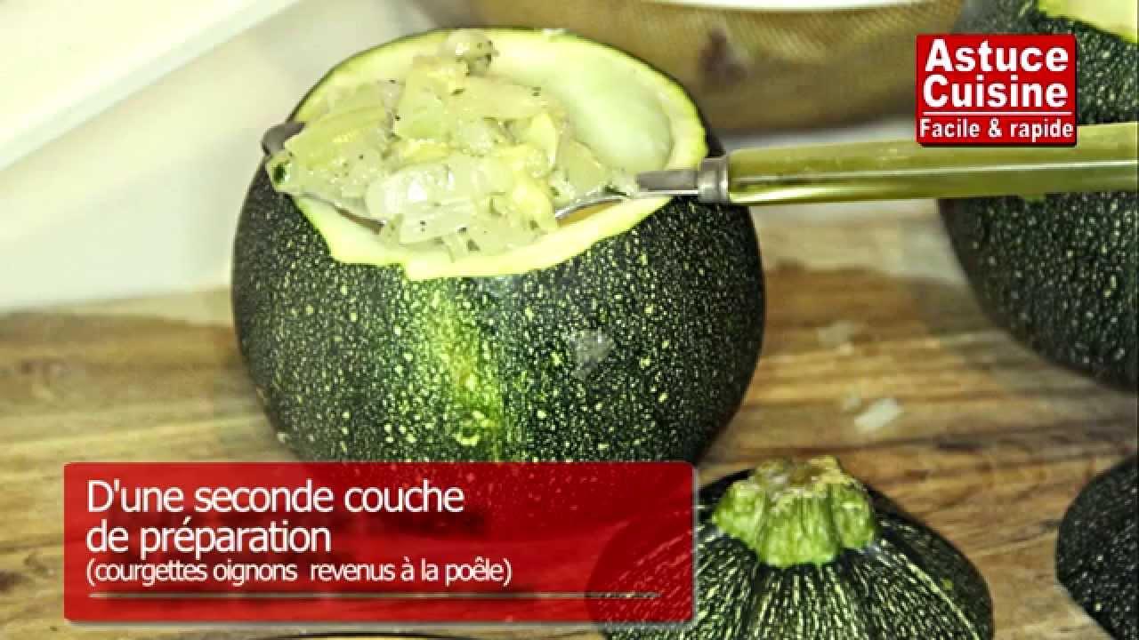 Astuce cuisine recette originale courgette youtube for Cuisine originale