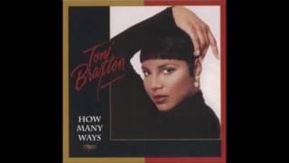 Watch Toni Braxton How Many Ways video