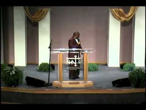 Pastor Jonathan Dunn - Moving to the place of Not