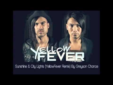 Greyson Chance - Sunshine And City Lights (werwolvz Club Remix) video