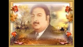Ustad M.Sarahang - Ghazal bedil -ای که در  دیرو حرم مست کرم