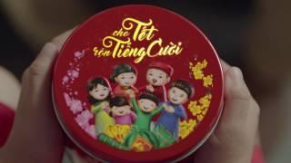 Quảng cáo phô mai Con Bò Cười - Cùng Con Bò Cười trao nhau tiếng cười Tết (2017)