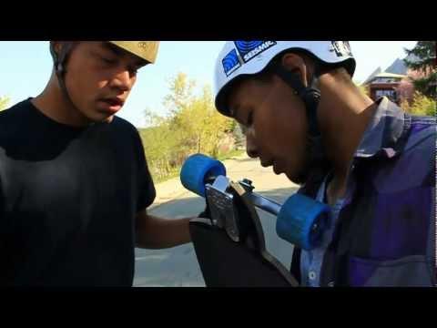 Seismic Skate: Dre Nubine