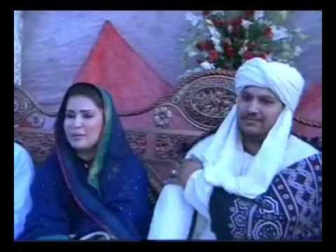 Khipro Shazia Mari Brother's Marriage Cermoney Movie Camera Man Ad Kunbher video