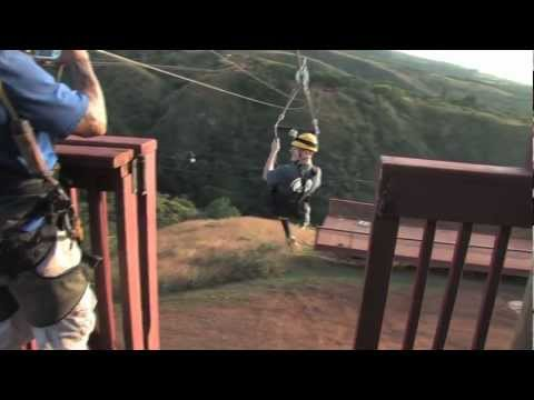 Kapalua Adventures Zip Line tours